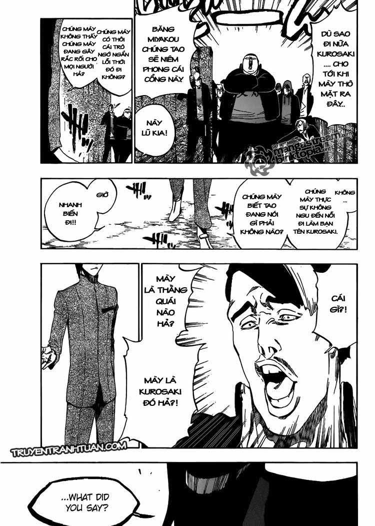 Bleach chapter 425 trang 17