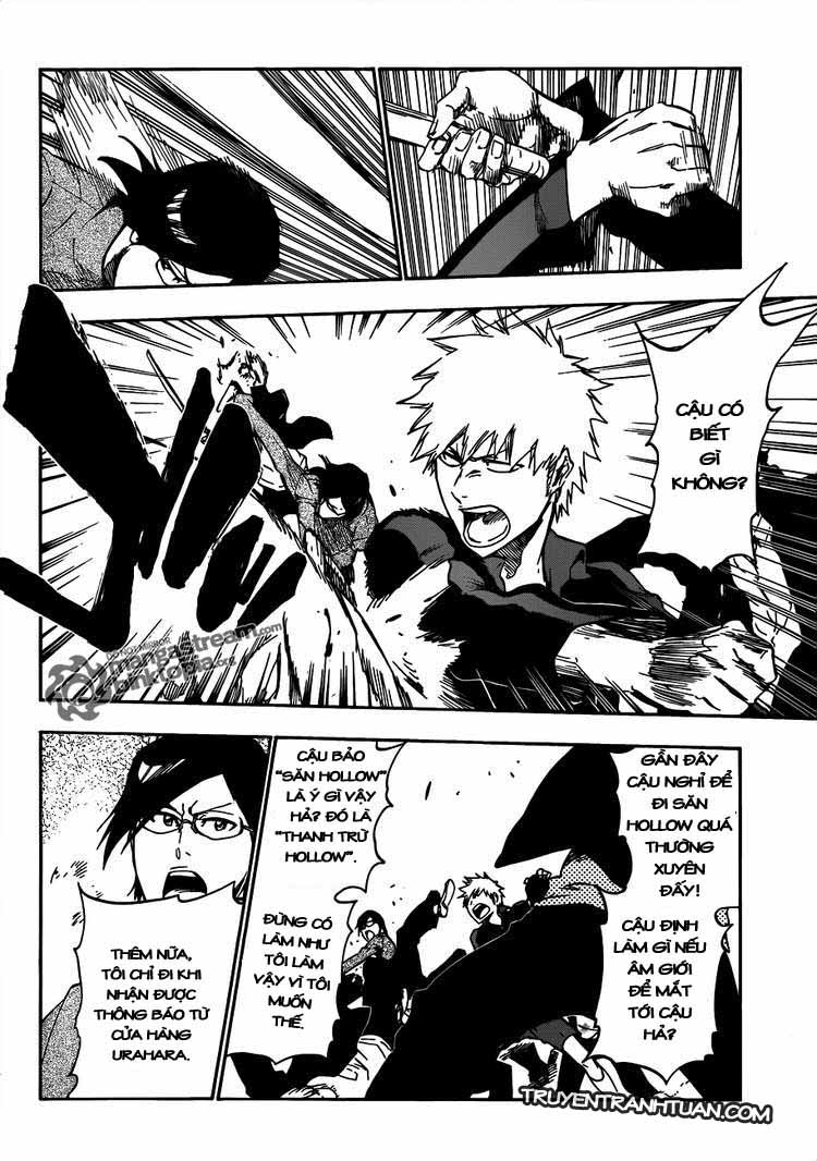 Bleach chapter 426 trang 6