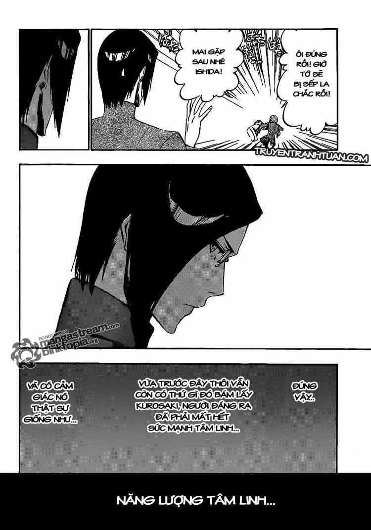 Bleach chapter 427 trang 4