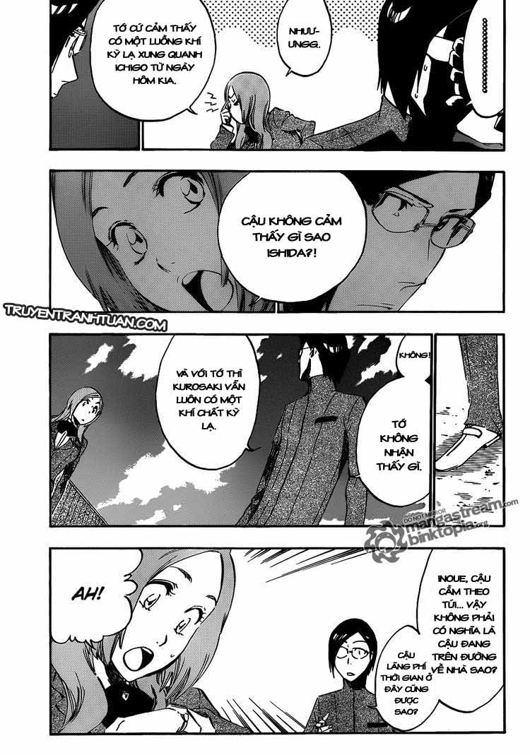 Bleach chapter 427 trang 3