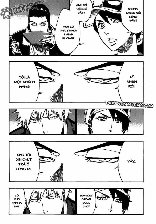 Bleach chapter 427 trang 8