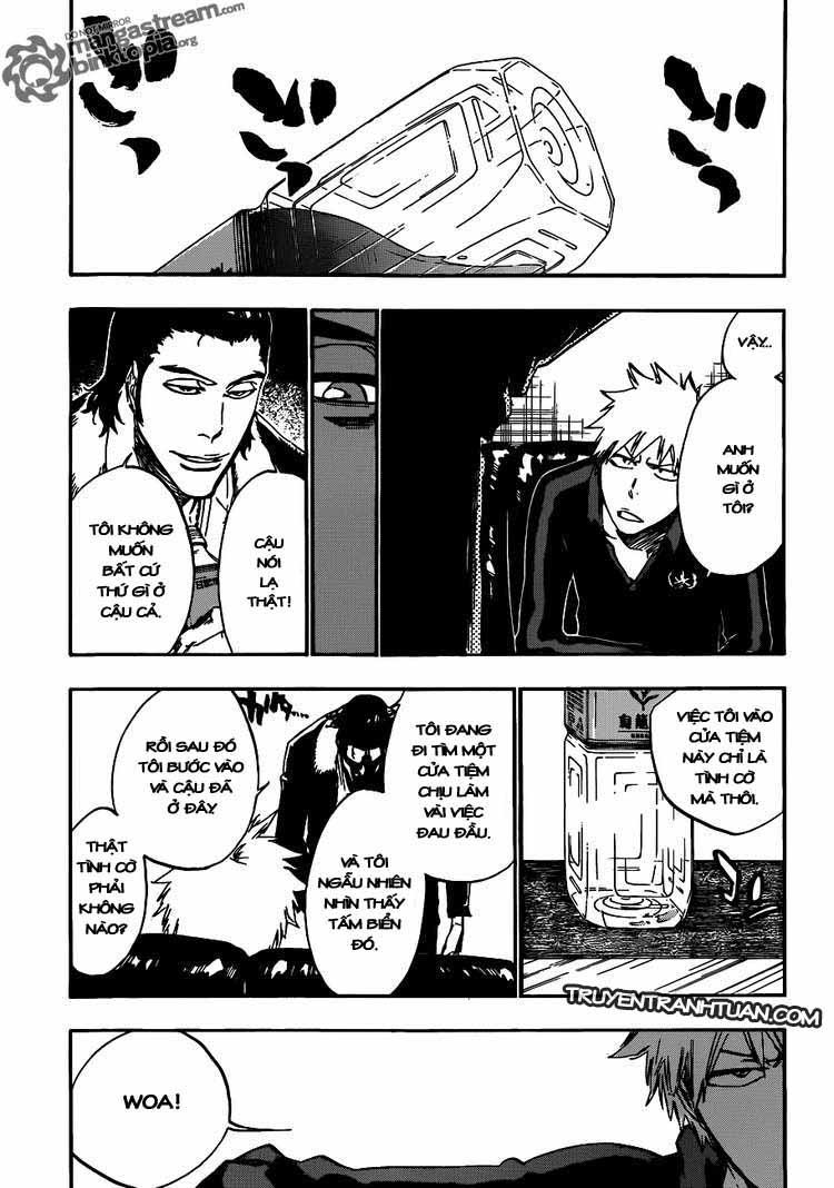 Bleach chapter 427 trang 9