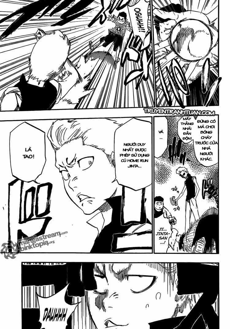 Bleach chapter 427 trang 13