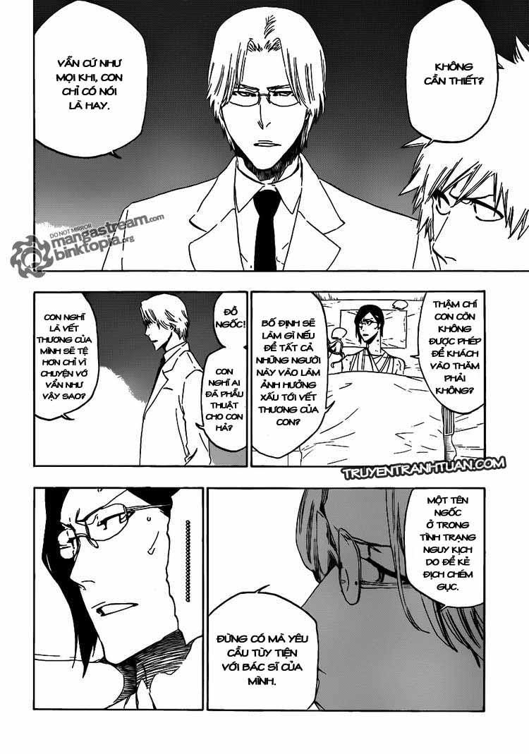 Bleach chapter 430 trang 10