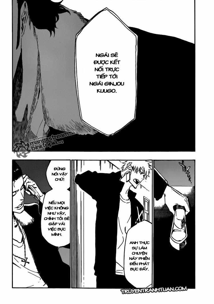 Bleach chapter 431 trang 2