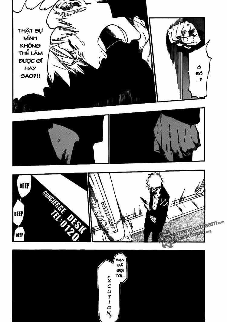 Bleach chapter 430 trang 18