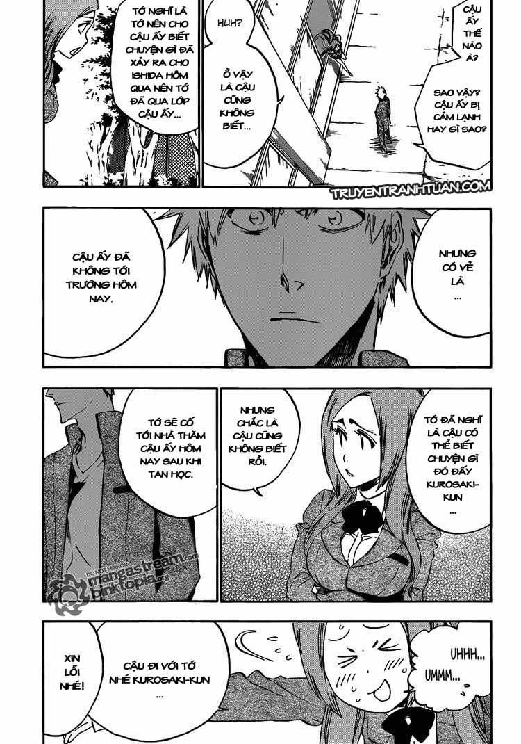 Bleach chapter 431 trang 5