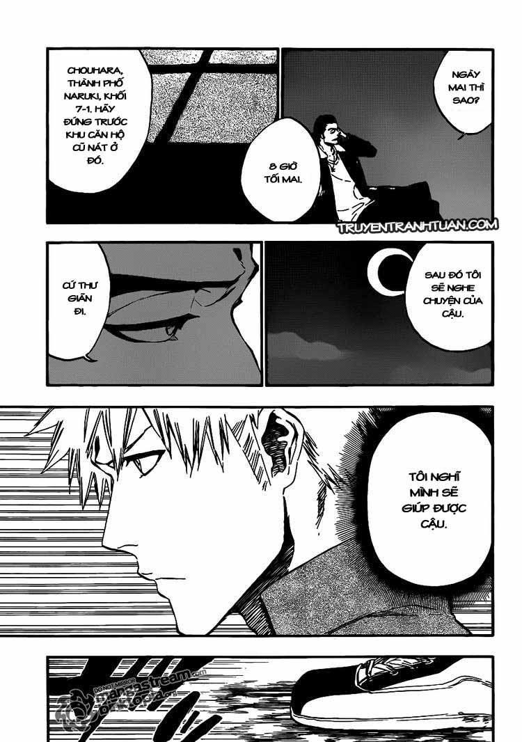 Bleach chapter 431 trang 7