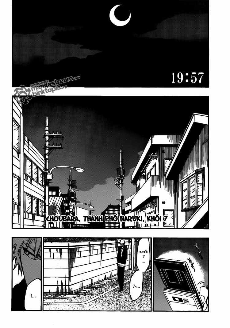 Bleach chapter 431 trang 10
