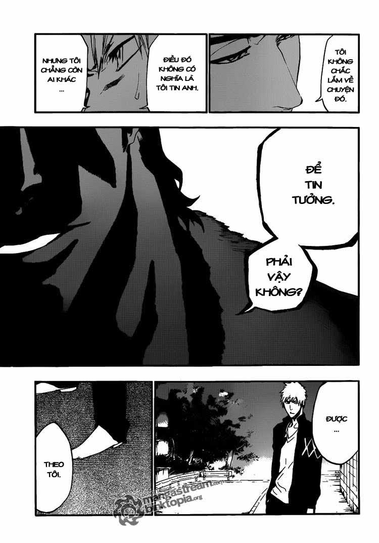 Bleach chapter 431 trang 13
