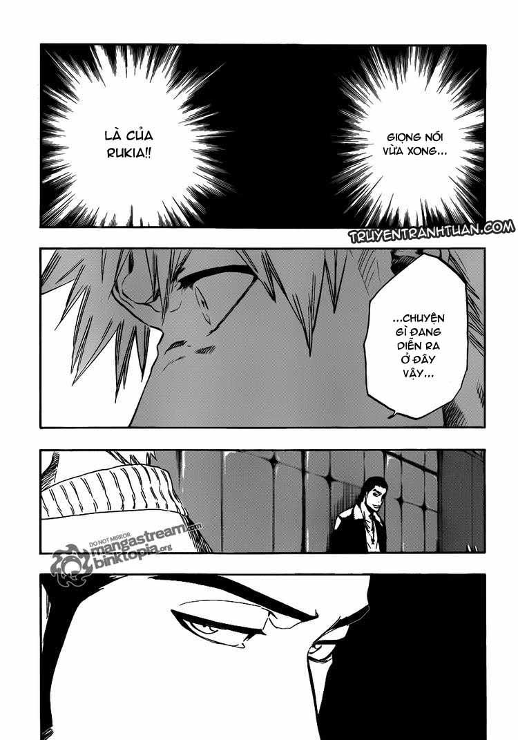 Bleach chapter 438 trang 7