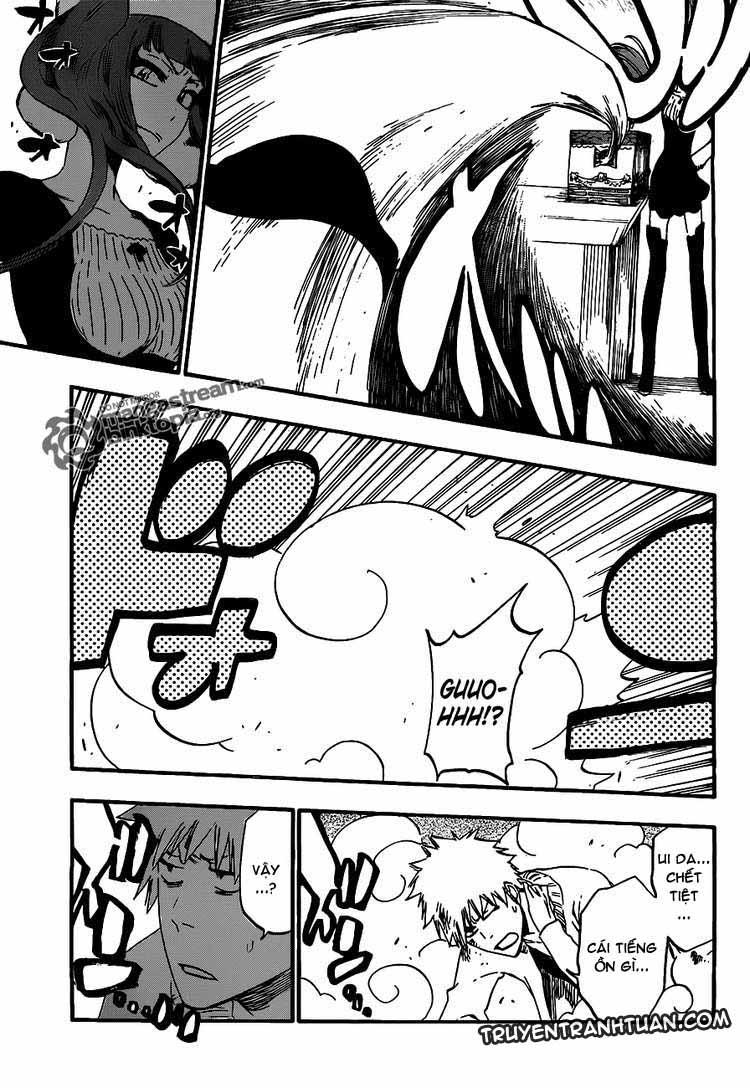 Bleach chapter 434 trang 15
