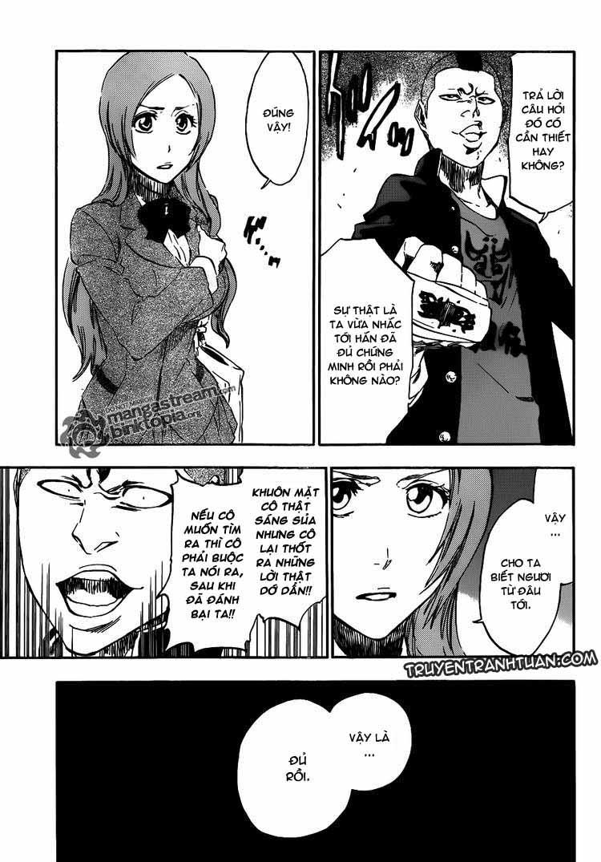 Bleach chapter 438 trang 17