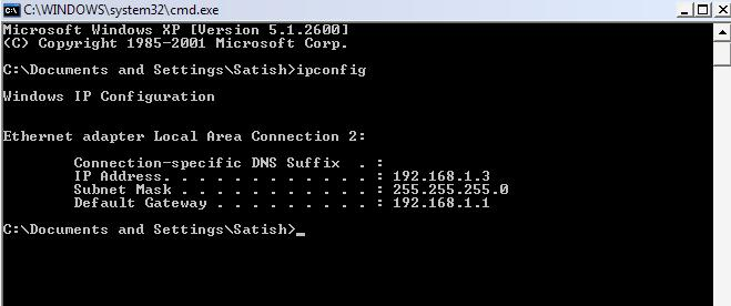 How To Find The Real IP Address Of Your Windows Computer