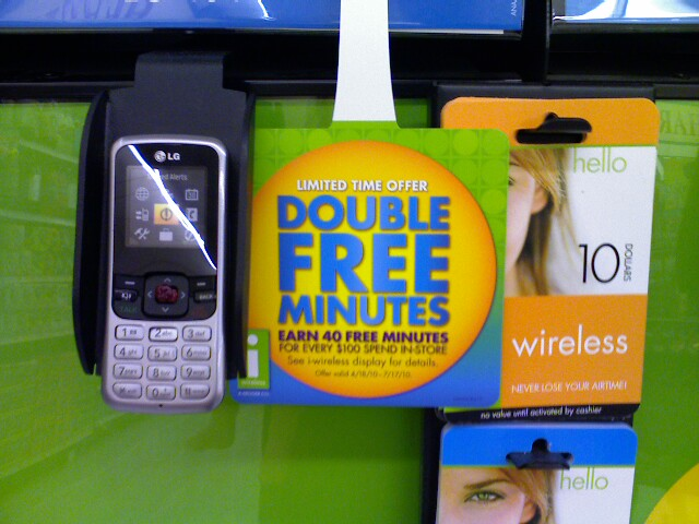 Slave To Save: Kroger Cell Phone Plans