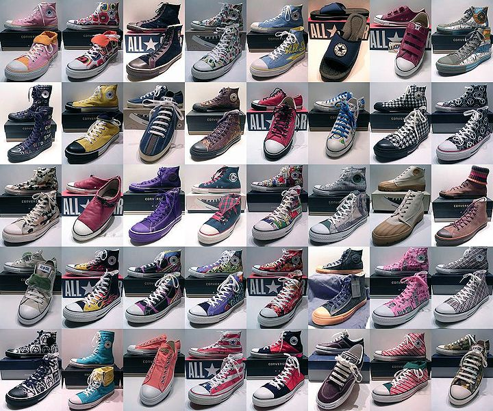 0bd243a6dab World Of Sneakers: The converse chuck