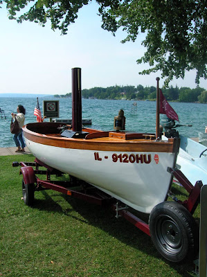 The Boat Is Go!: July 2009