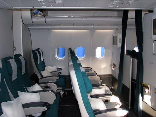 Business Flight Aer Lingus Ei A330 Retrofited Cabin Photos