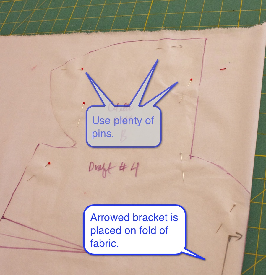 Gertie S New Blog For Better Sewing Crepe Sew Along 7 Underlining 101