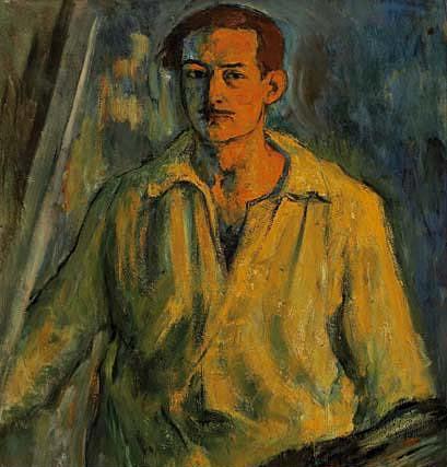 Salvador Dalí, Self Portrait, Portraits of Painters, Fine arts, Dalí