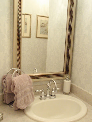 Diy By Design Powder Room Before And After