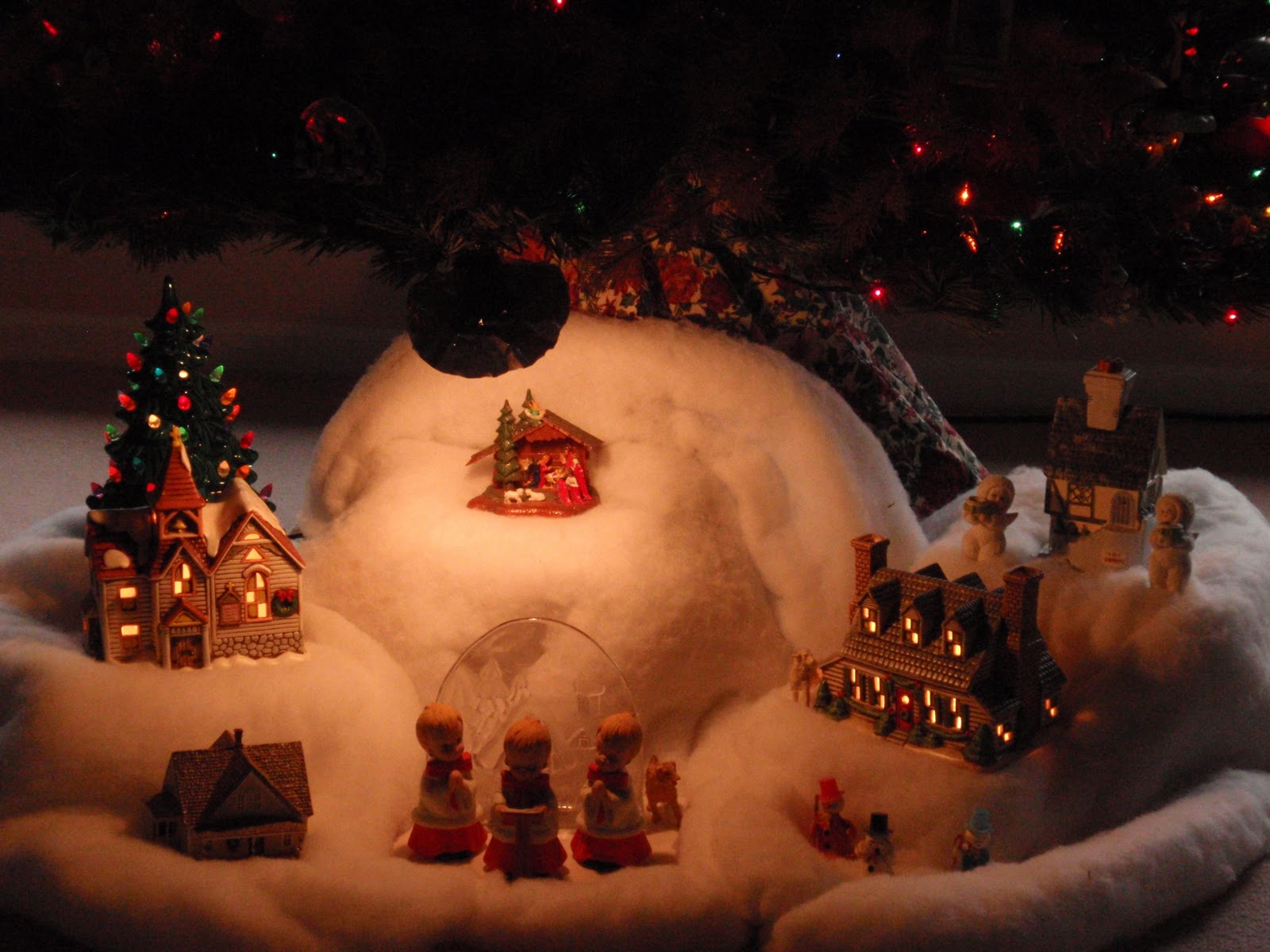 DIY by Design: Christmas in the living room