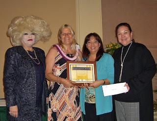 LizKauai Rotary Homeless Outreach Program Humanitarian Of