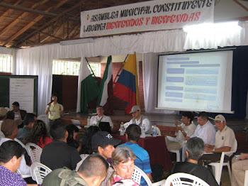 Asamblea Municipal Cosntituyente Liborina