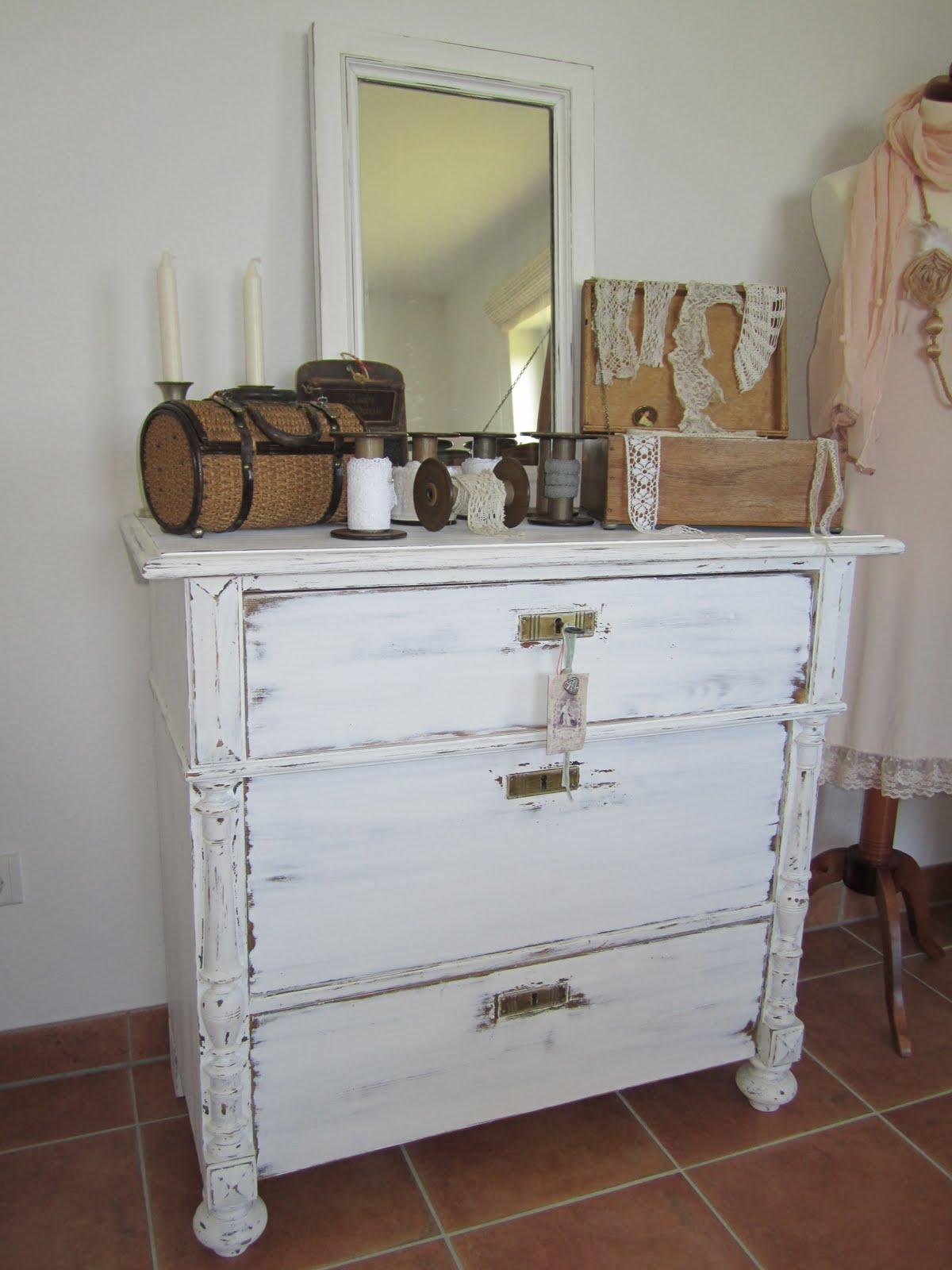 shabby chic einrichtungsgegenst nde einebinsenweisheit. Black Bedroom Furniture Sets. Home Design Ideas
