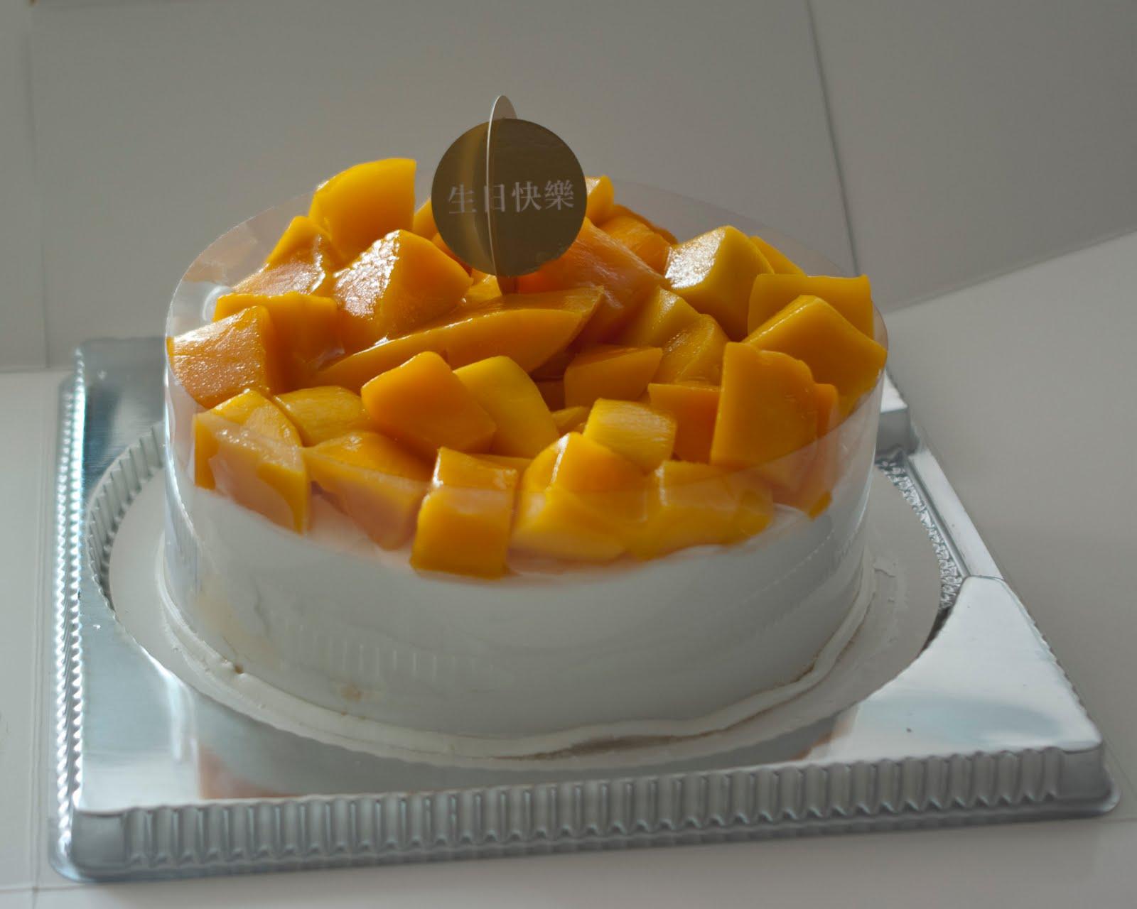 九日生活記事: 北海道芝士蛋糕vs芒果芝士蛋糕