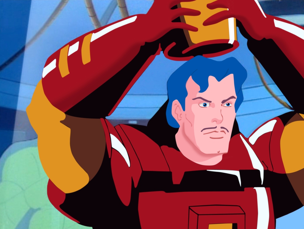 dvd review iron man the complete 1994 animated television series