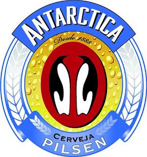 Logo Antártica