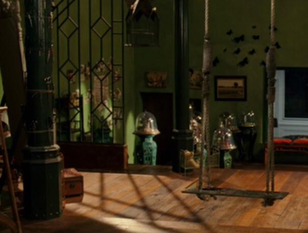 She Moves The Furniture Film Interiors Penelope