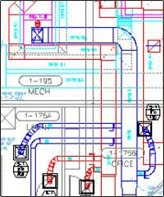 quality hvac services & hvac duct design for construction and  engineering projects at reasonable cost by the leading hvac drawings  provider company