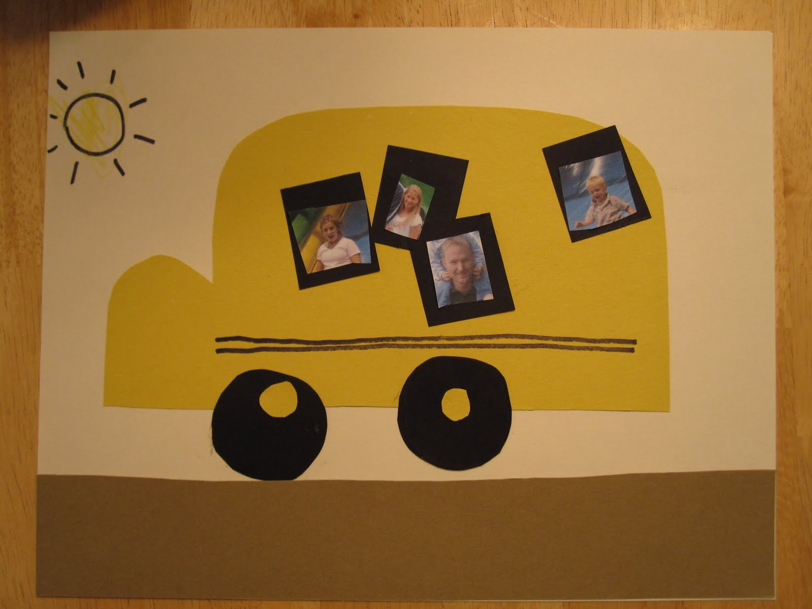 Toddler Approved School Bus Full Of Love