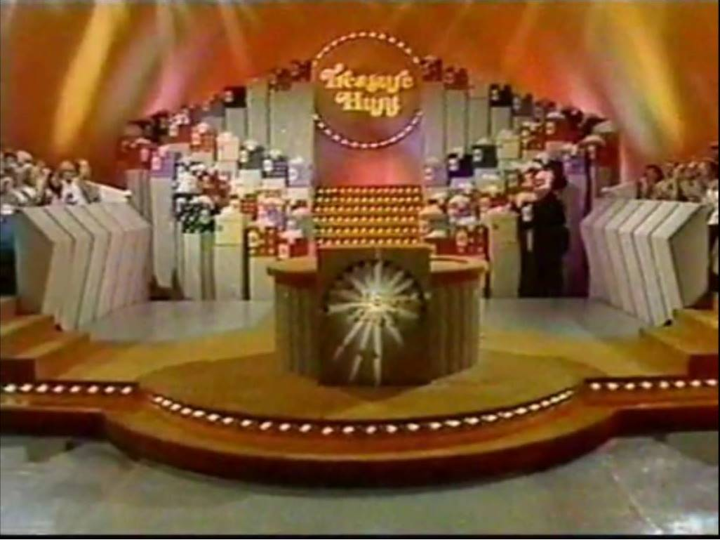 Mid 70's gambling based game show