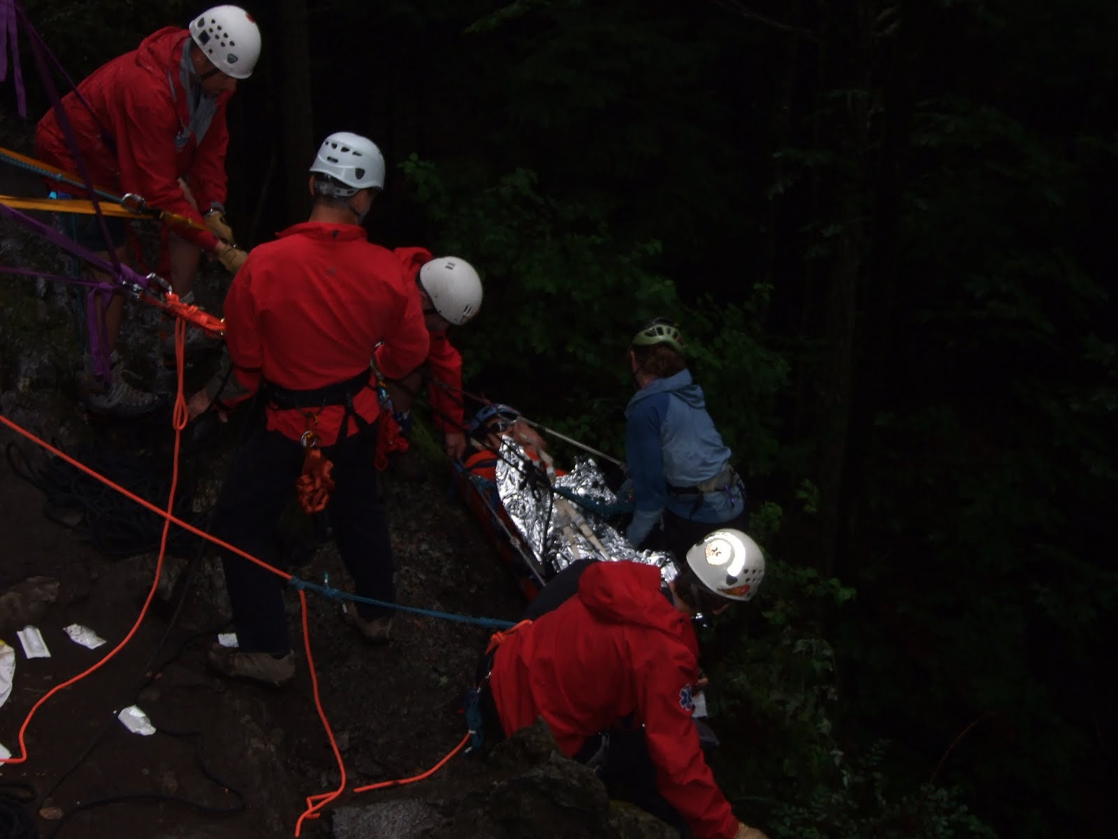 Rescue 911 at Little si!