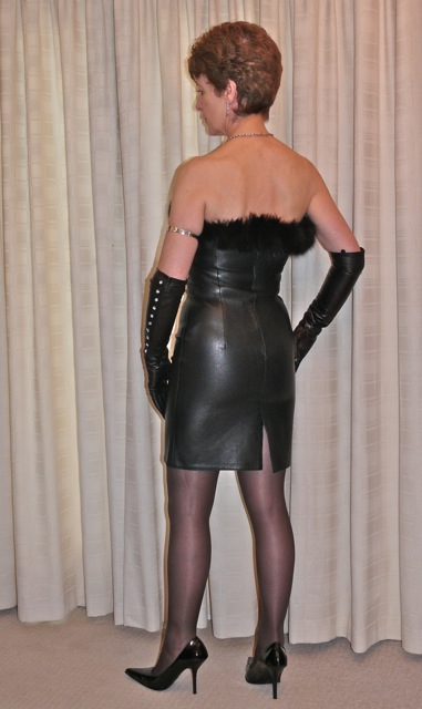 Leather Mature 87