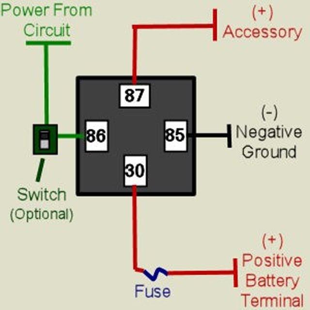 Narva Spotlight Relay Wiring Diagram Spotlight Relay Wiring Diagram