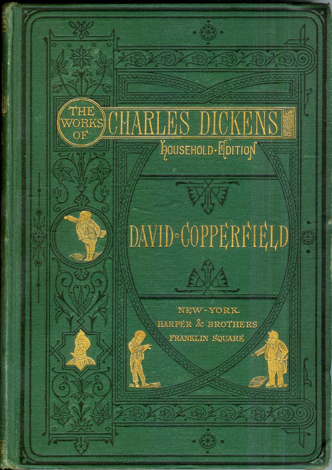 David Copperfield Libro Antelitteram Antiqua