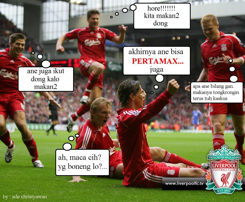 Gambar Meme Kocak Liverpool
