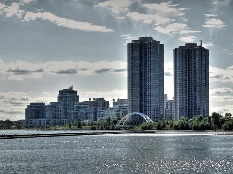 city on the lake ontario