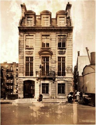 Daytonian In Manhattan The Dahlgren Cartier House 15