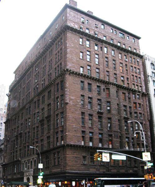 Flat Nyc: Daytonian In Manhattan: The 1885 Osborne Flats -- 205 West