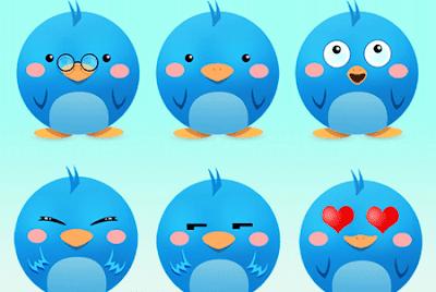 35 Beautiful Twitter Icons Sets 35 Beautiful Twitter Icons Sets adorable twitter icon pack