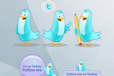 35 Beautiful Twitter Icons Sets 35 Beautiful Twitter Icons Sets blitter twitter icon set