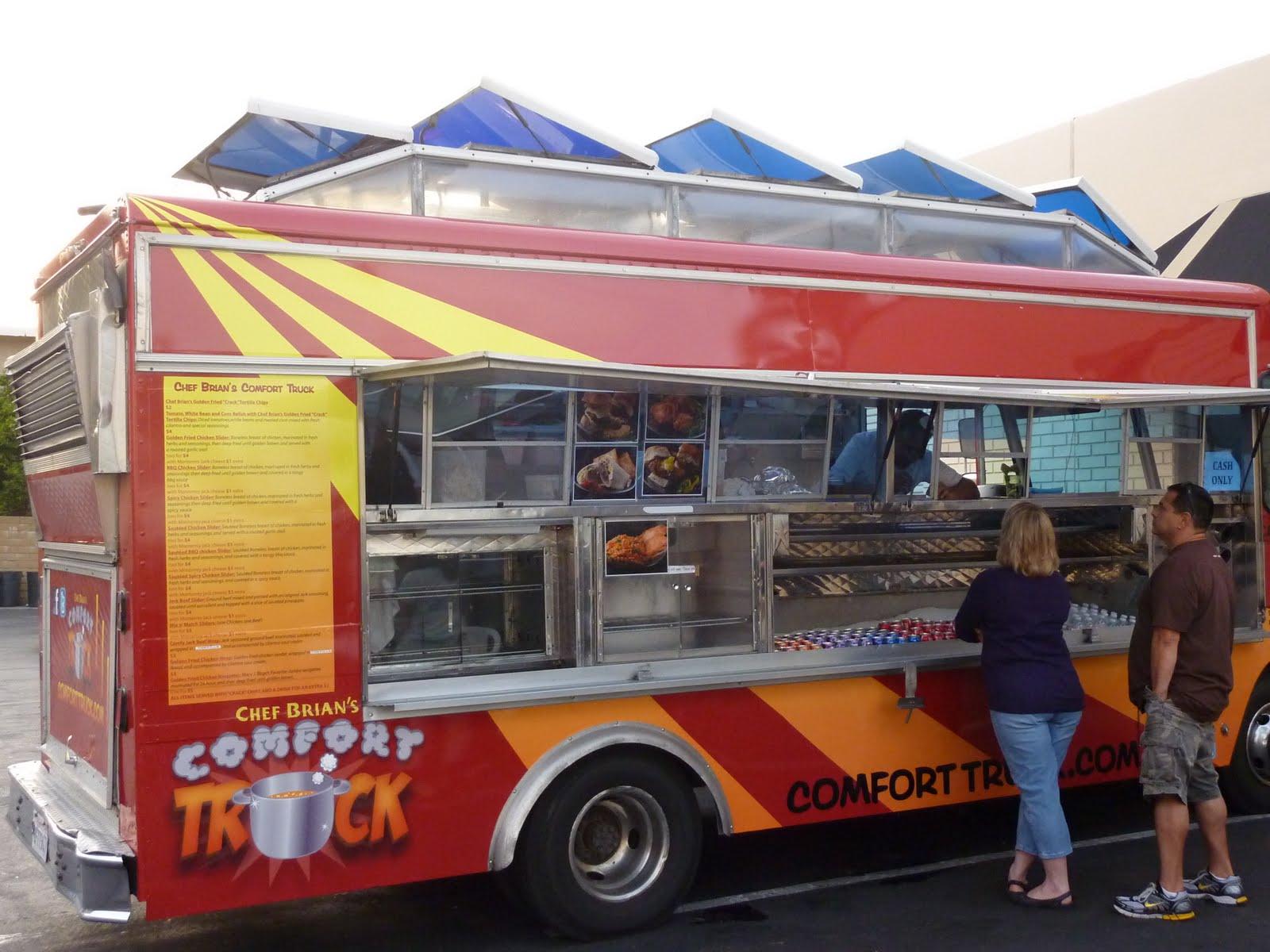 Food Trucks Golden Gatepark