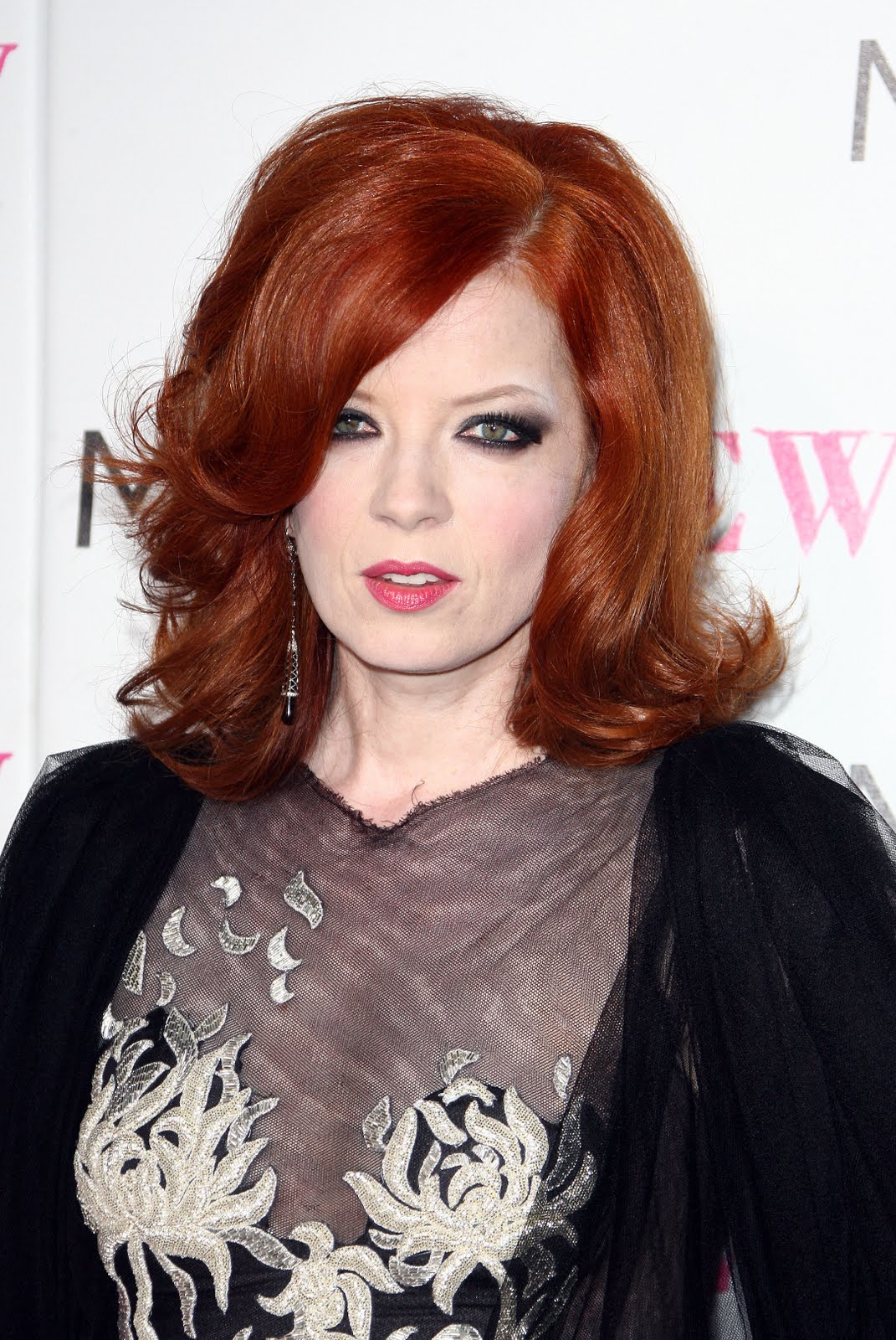 House Of Harps Lady You Look Fab Shirley Manson