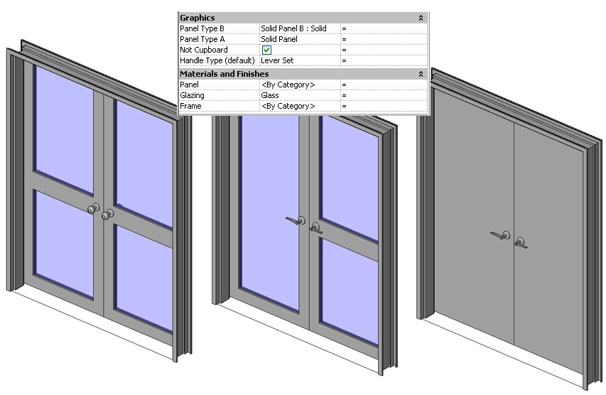 Revit Rants A Quot Family Type Quot Parameter For Swappable