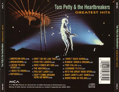 petty tom hits greatest heartbreakers album clara abel johnny descarga